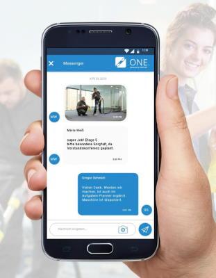 Neuzugang bei Kärcher: Service One Partner soll App-basierte Angebote eim Reinigungsspezialisten erweitern. © Service Partner One GmbH