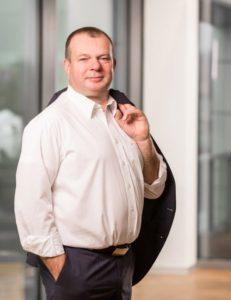 Porträt Sven Mohaupt