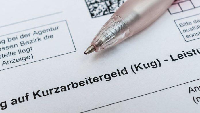 Kurzarbeit in Bayern am Höchsten