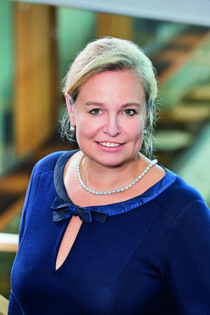 Seit September 2020 ist die Juristin Karoline Kalb (48) neue Finanzvorständin (CFO) im Familienunternehmen Testo SE & Co. KGaA.