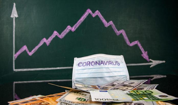 Wirtschaftsleistung sinkt
