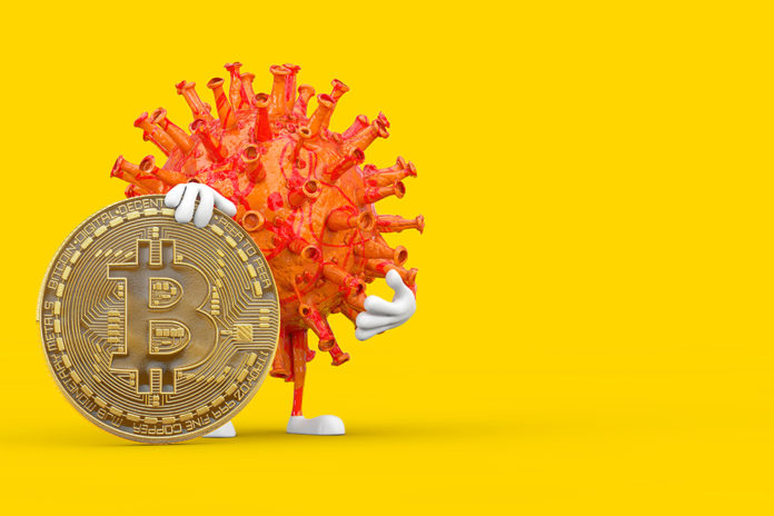 Bitcoin Corona-Hilfen