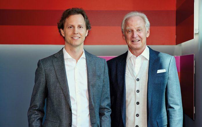 Am 1. Mai hat Michael Sieber (65) seinem Sohn Florian (34) die Leitung des gemeinsamen Familienunternehmens Simba Dickie übergeben.