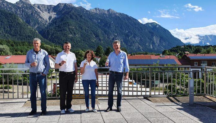 Die Familie Mangold konnte Frank Vehlen als Geschäftsführer und CEO der Oberland Mangold GmbH gewinnen. Er soll das Unternehmen in die Zukunft führen.